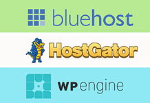 Bluehost vs HostGator vs WP Engine - Which is the Best WordPress Hosting Provider?