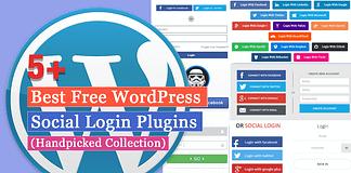 Best WordPress Social Login Plugins