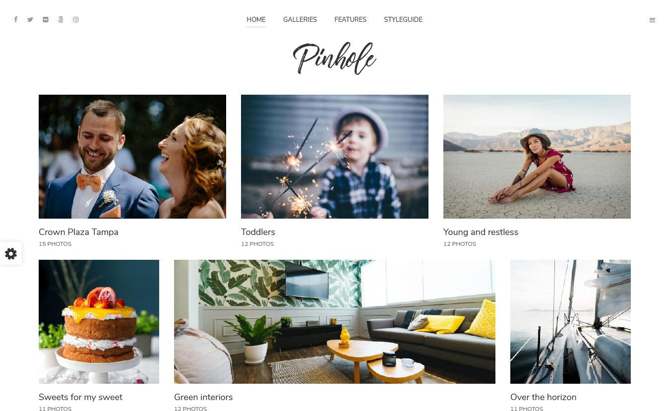10+ Best Premium Gallery WordPress Themes