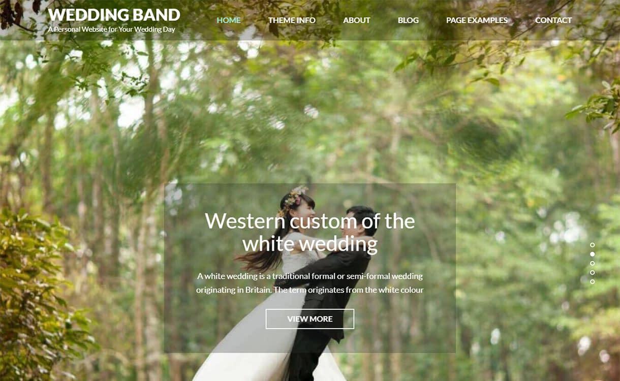 wedding-band-best-free-wedding-wordpress-theme