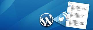 WP Twitter Feed - Free Auto Tweet WordPress Plugins