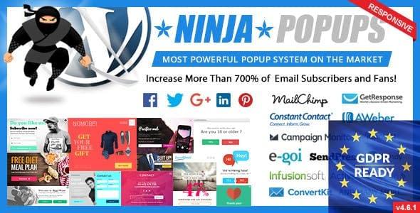 Ninja Popups vs Convert Plus vs Layered Popups - Which is the Best WordPress Popup Plugins?