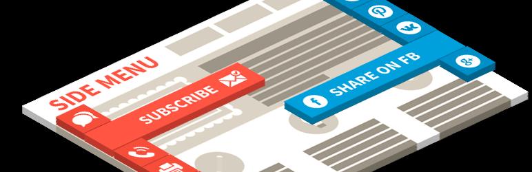 Side Menu - Best Free WordPress Floating Menu Plugin