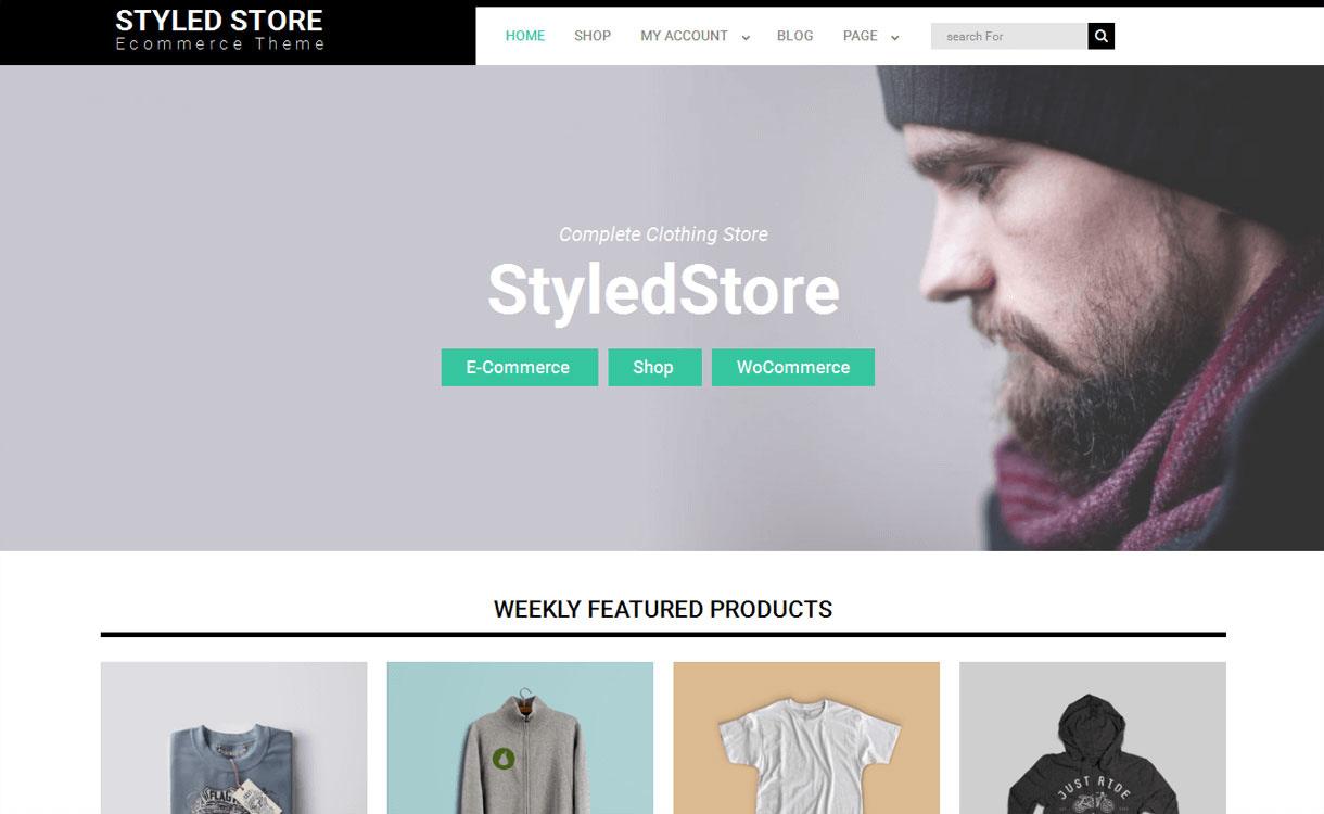 styled-store-best-free-WordPress-theme-October-2016