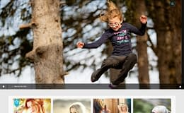 Click - Free Photography WordPress Theme