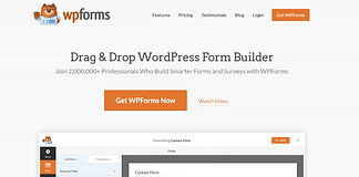 WPForms - Drag and Drop WordPress Form Builder