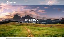 Ascend - Free Multipurpose WordPress Theme
