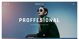 Rife - Portfolio and Photography WordPress Theme