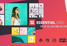 Essential Grid - Gallery WordPress Plugin