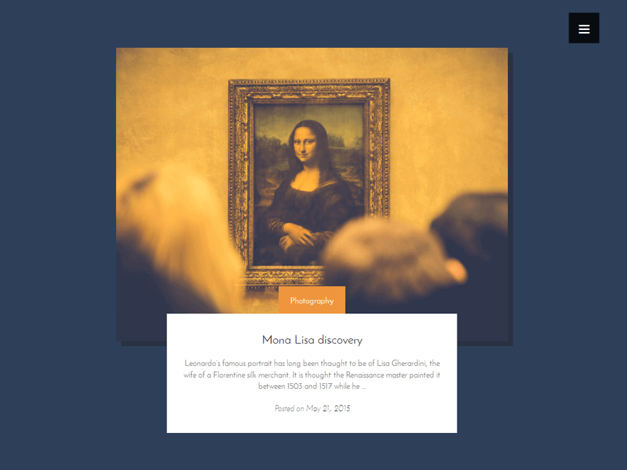 Artwork-Lite - Free Photography WordPress Theme