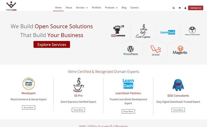 WisdmLabs - Best WordPress Plugin Store