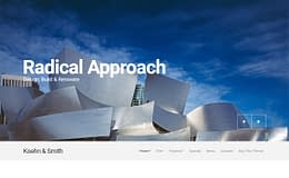 Koehn - Premium Business WordPress Theme