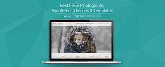 Free Photography WordPress Theme