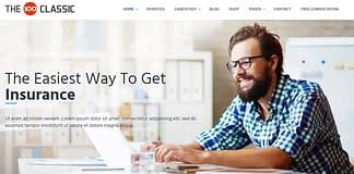 The100 Pro – Clean and Elegant Premium Multipurpose WordPress Theme