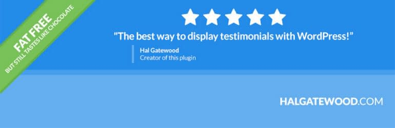 Testimonia Rotator - Free WordPress Testimonial Plugins