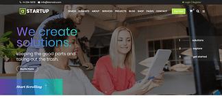 Avas - Multipurpose WordPress Theme