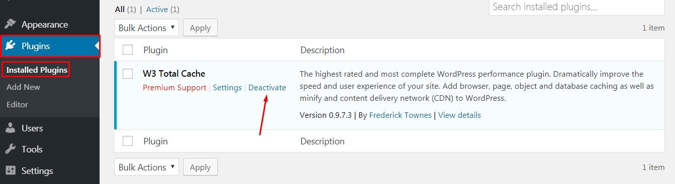 Fix the WordPress Website Not Updating.