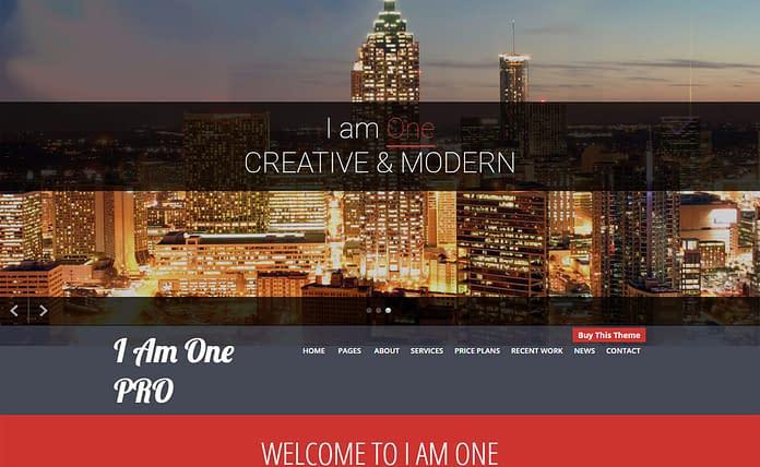 i-am-one-pro-Premium-WordPress-theme