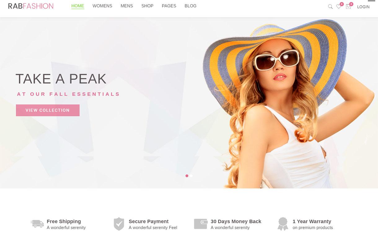 rab-best-premium-fashion-wordpress-theme