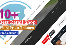 Best Free Retail Shop WordPress Themes