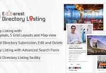 Best WordPress Business Directory Plugin – Everest Business Directory