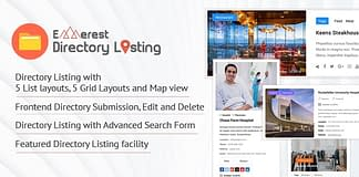 Best WordPress Business Directory Plugin – Everest Business Directory