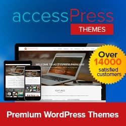 AccessPress Themes Banner