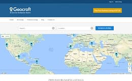 GeoCraft - Business Directory WordPress Theme