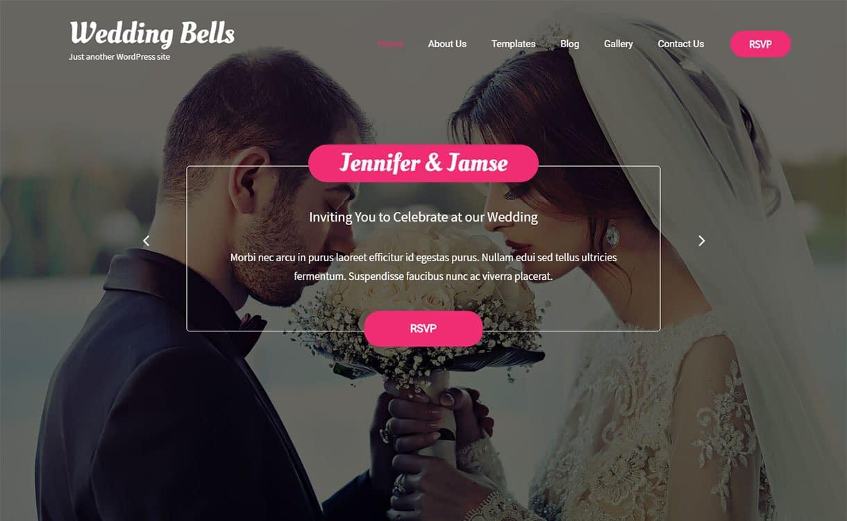 wedding-bells-best-free-wedding-wordpress-theme