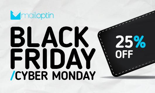 MailOptin - Black Friday Cyber Monday Deal