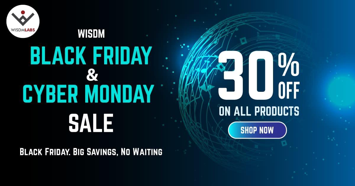 WisdmLabs - Black Friday Deal 2019