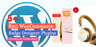 Best WooCommerce Badge Designer Plugins
