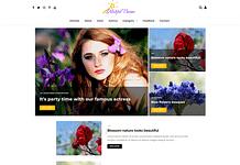 Wishful Blog - Free WordPress Blog Theme
