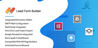 Lead Form Builder Pro - Premium Form Builder Plugin
