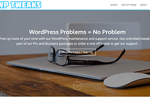 WP-Tweaks-Support-Theme