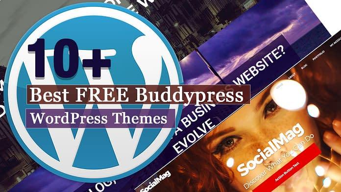 Best Free BuddyPress WordPress Themes