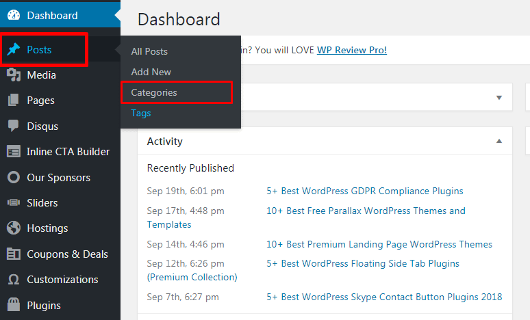 How to add Tags in WordPress posts