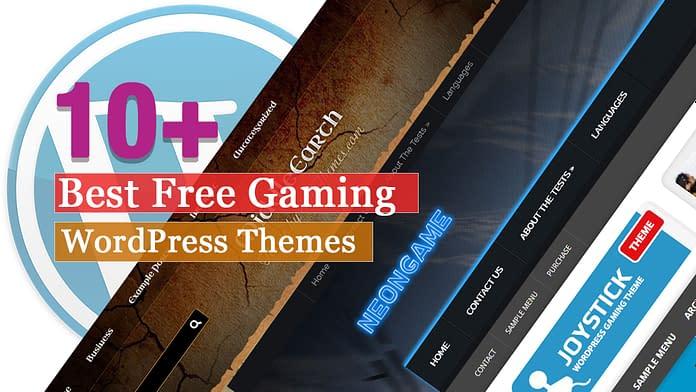 Best Free Gaming WordPress Themes