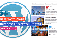Best WordPress Business Directory Plugins (Premium List)