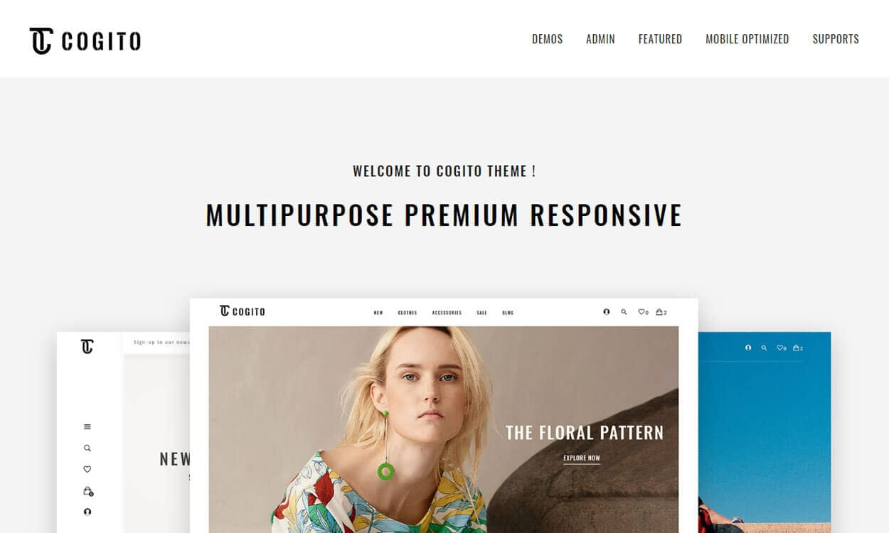 Cogito-Best Premium WordPress Business Agency Themes