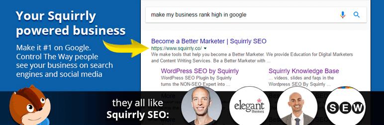 SEO Squirrly-Best WordPress SEO Plugins