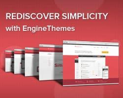 Engine Themes Banner