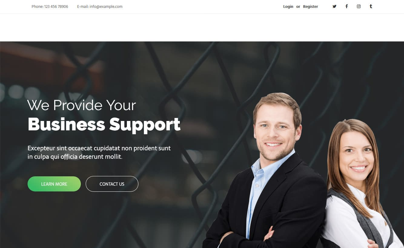 10+ Best Premium Consulting WordPress Themes
