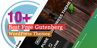 Best Free Gutenberg WordPress Themes