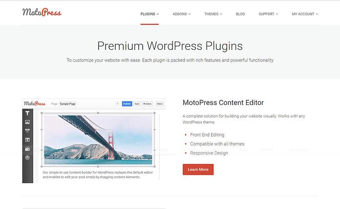 MotoPress - Best WordPress Theme Store
