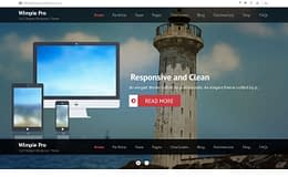 Wimpie Pro - Premium WordPress Business Theme