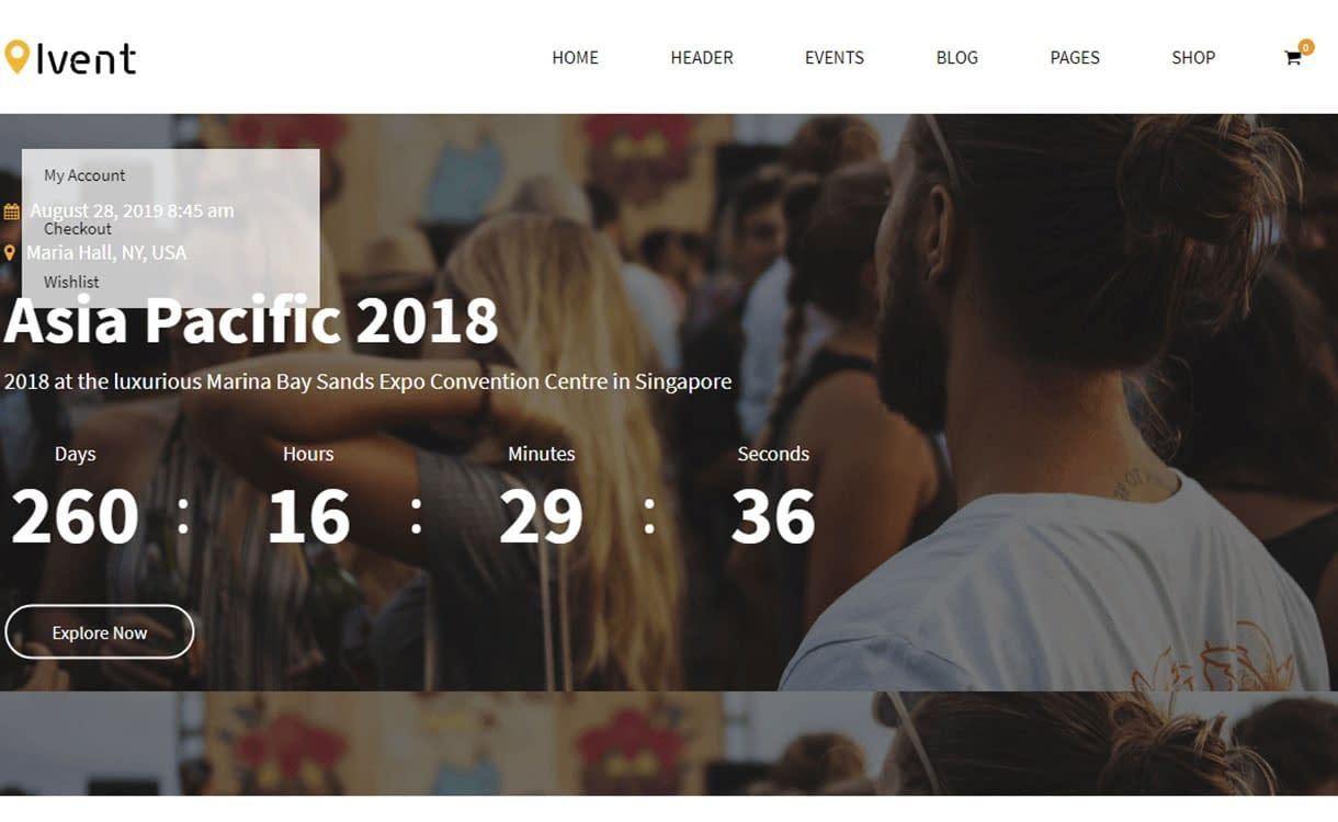 ivent-best-premium-event-wordpress-theme