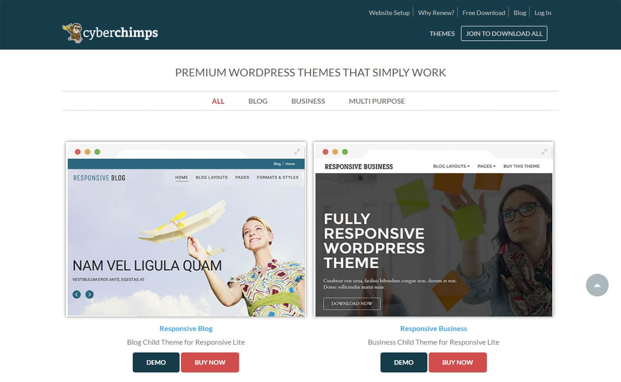 CyberChimps - WordPress Deals and Discounts for Easter 2017