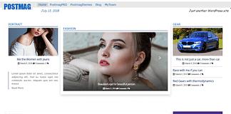 Postmag - Free Magazine and Newspaper WordPress Theme