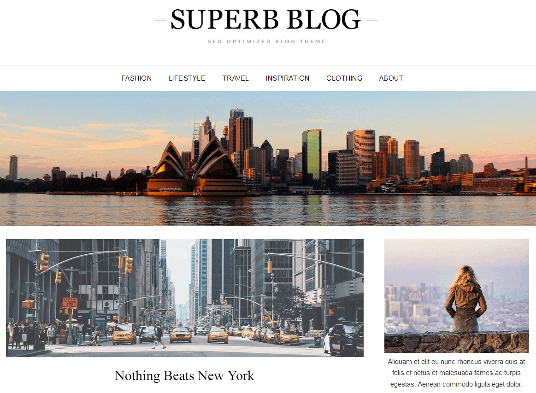 ResponsiveBlogily - Free WordPress Responsive Theme